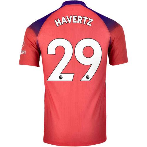 2020/21 Nike Kai Havertz Chelsea 3rd Match Jersey