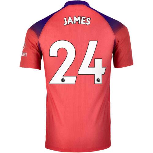 2020/21 Nike Reece James Chelsea 3rd Match Jersey