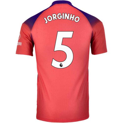 2020/21 Nike Jorginho Chelsea 3rd Match Jersey