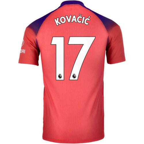 2020/21 Nike Mateo Kovacic Chelsea 3rd Match Jersey