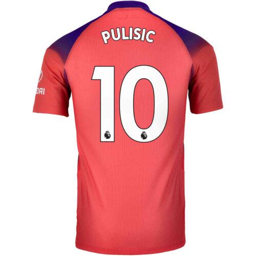 2020/21 Nike Christian Pulisic Chelsea 3rd Match Jersey