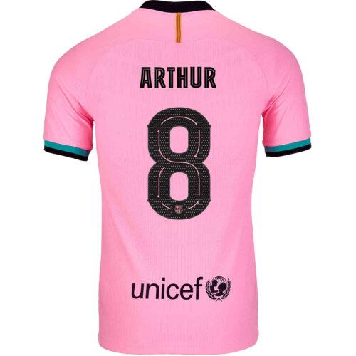 2020/21 Nike Arthur Barcelona 3rd Match Jersey