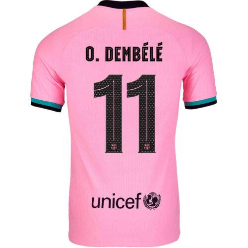 2020/21 Nike Ousmane Dembele Barcelona 3rd Match Jersey