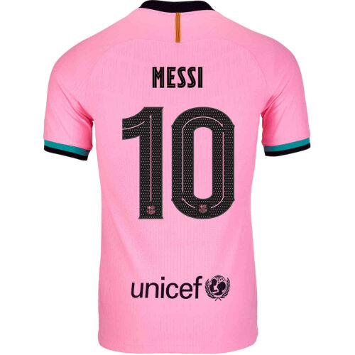 2020/21 Nike Lionel Messi Barcelona 3rd Match Jersey