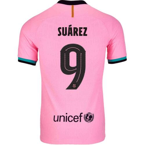 2020/21 Nike Luis Suarez Barcelona 3rd Match Jersey