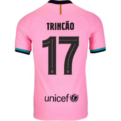 2020/21 Nike Francisco Trincao Barcelona 3rd Match Jersey