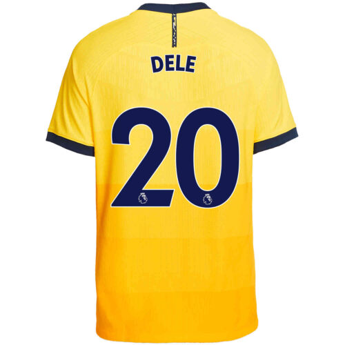 2020/21 Nike Dele Alli Tottenham 3rd Match Jersey