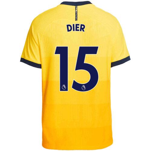 2020/21 Nike Eric Dier Tottenham 3rd Match Jersey