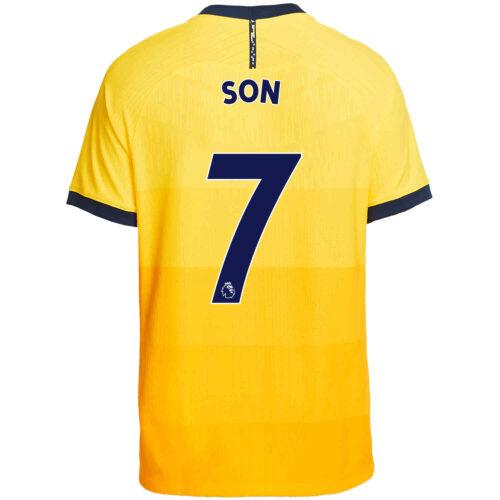 2020/21 Nike Son Heung-min Tottenham 3rd Match Jersey