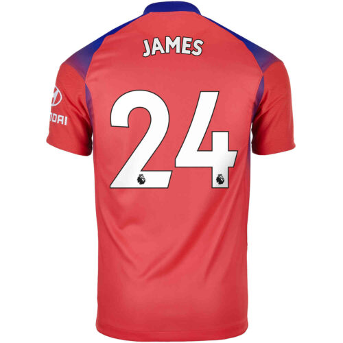 2020/21 Nike Reece James Chelsea 3rd Jersey
