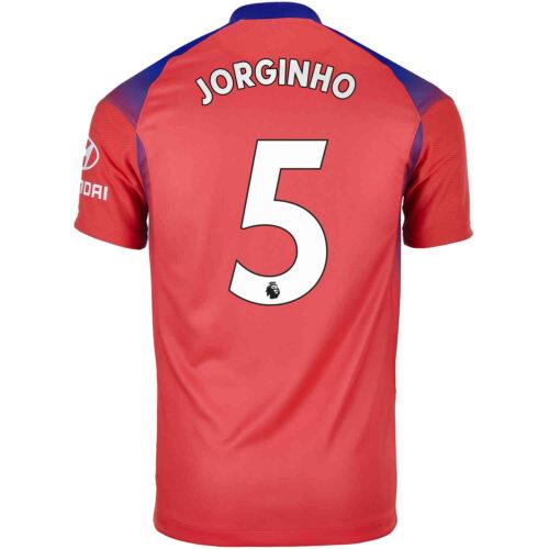2020/21 Nike Jorginho Chelsea 3rd Jersey