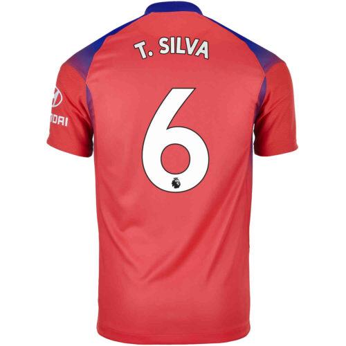 2020/21 Nike Thiago Silva Chelsea 3rd Jersey