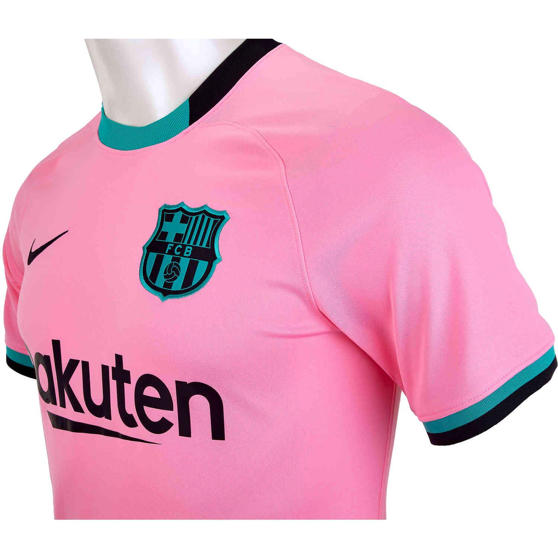 2020 21 Nike Barcelona 3rd Jersey Soccerpro