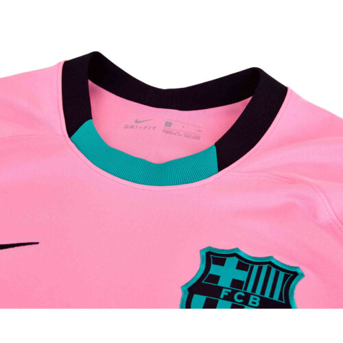 2020/21 Nike Lionel Messi Barcelona 3rd Jersey