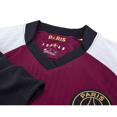 2020/21 Nike Kylian Mbappe PSG 3rd Jersey