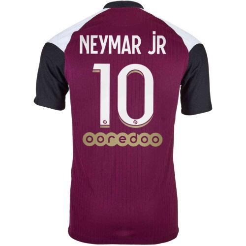 2020/21 Nike Neymar Jr PSG 3rd Jersey
