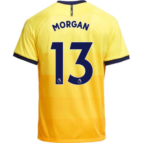 2020/21 Nike Alex Morgan Tottenham 3rd Jersey