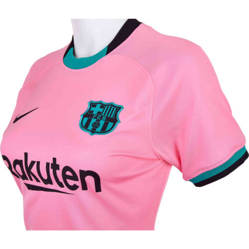 2020/21 Womens Nike Lionel Messi Barcelona 3rd Jersey