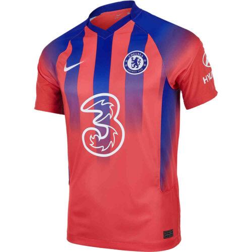 2020/21 Kids Nike Thiago Silva Chelsea 3rd Jersey