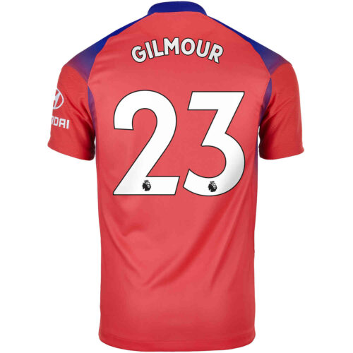 2020/21 Kids Nike Billy Gilmour Chelsea 3rd Jersey