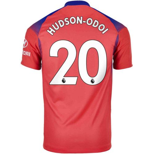 2020/21 Kids Nike Callum Hudson-Odoi Chelsea 3rd Jersey