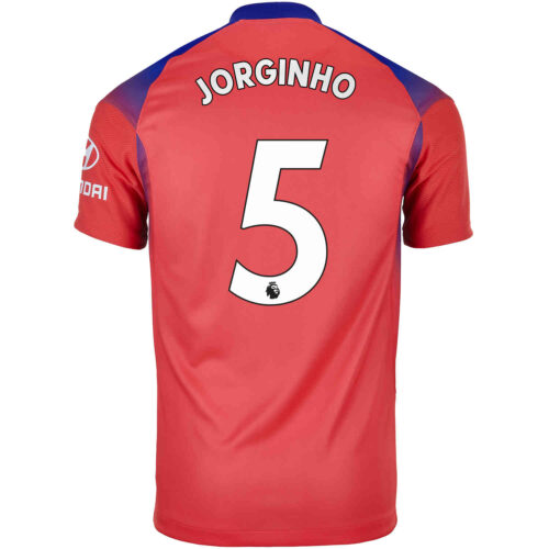 2020/21 Kids Nike Jorginho Chelsea 3rd Jersey