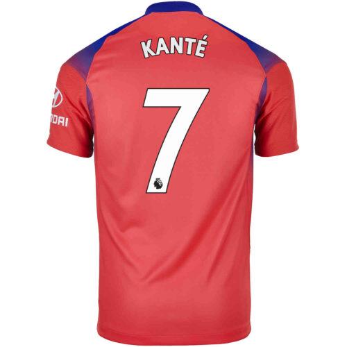 2020/21 Kids Nike N'Golo Kante Chelsea 3rd Jersey