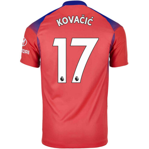 2020/21 Kids Nike Mateo Kovacic Chelsea 3rd Jersey