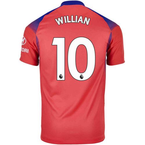2020/21 Kids Nike Willian Chelsea 3rd Jersey