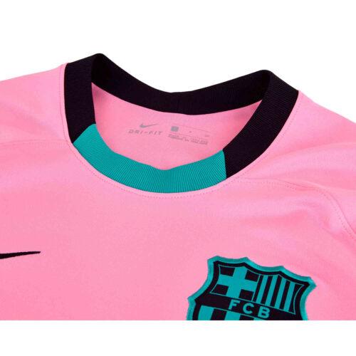 2020/21 Kids Nike Barcelona 3rd Jersey