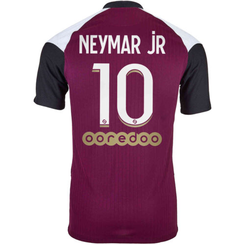 2020/21 Kids Nike Neymar Jr PSG 3rd Jersey
