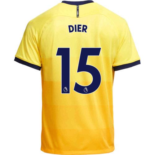 2020/21 Kids Nike Eric Dier Tottenham 3rd Jersey