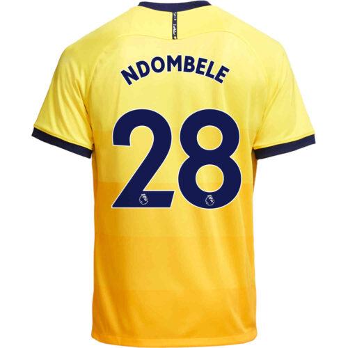 2020/21 Kids Nike Tanguy Ndombele Tottenham 3rd Jersey