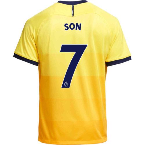 2020/21 Kids Nike Son Heung-min Tottenham 3rd Jersey