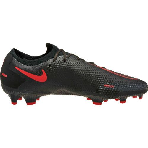 Nike Phantom GT Pro FG – Black x Chile Red Pack