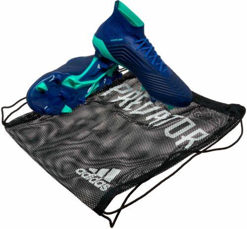 adidas Predator 18.1 FG – Unity Ink/Aero Green