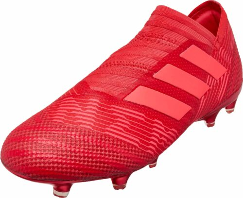 adidas Nemeziz 17  FG – Real Coral/Red Zest