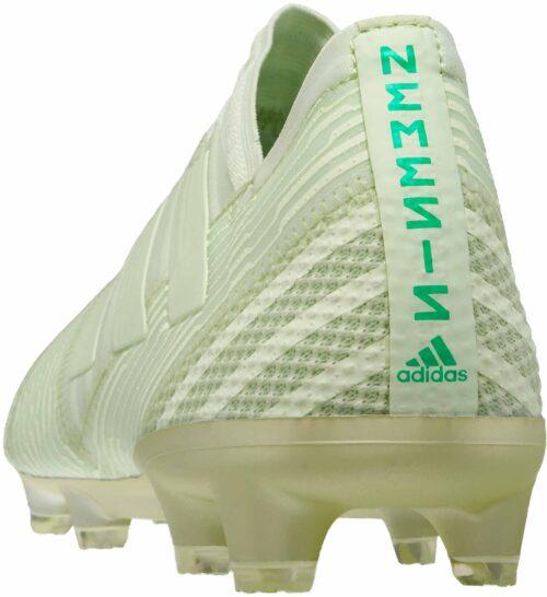 adidas Nemeziz 17+ FG – Aero Green/Hi-Res Green