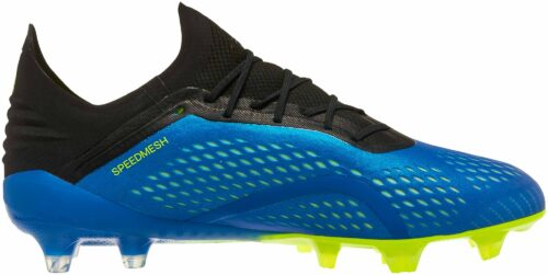 adidas X 18.1 FG – Football Blue/Solar Yellow