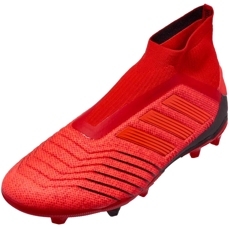 1b9000c16e7 Kids adidas Predator 19+ FG - Initiator Pack - SoccerPro