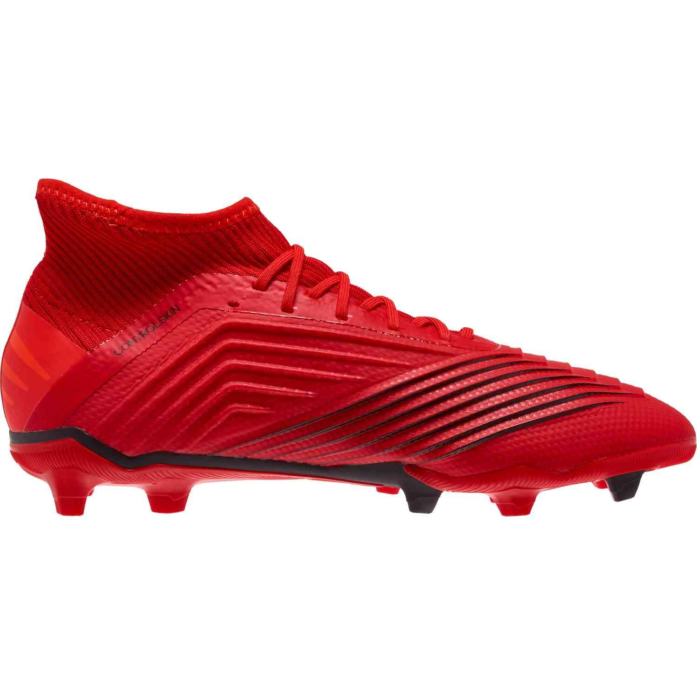 1fb94269e03 Kids adidas Predator 19.1 FG - Initiator Pack - SoccerPro
