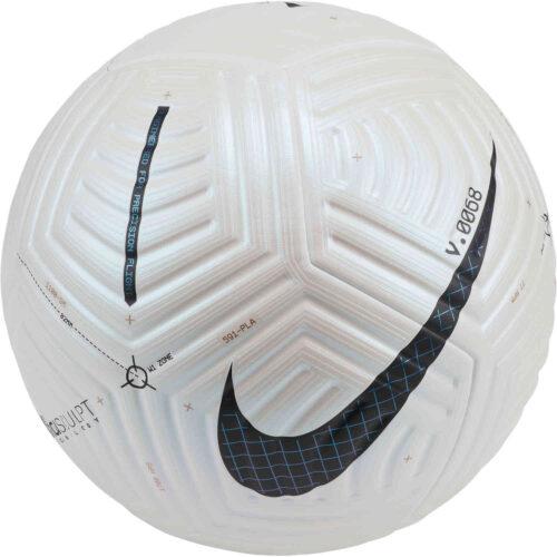 Nike Flight Premium Match Soccer Ball – White & Black