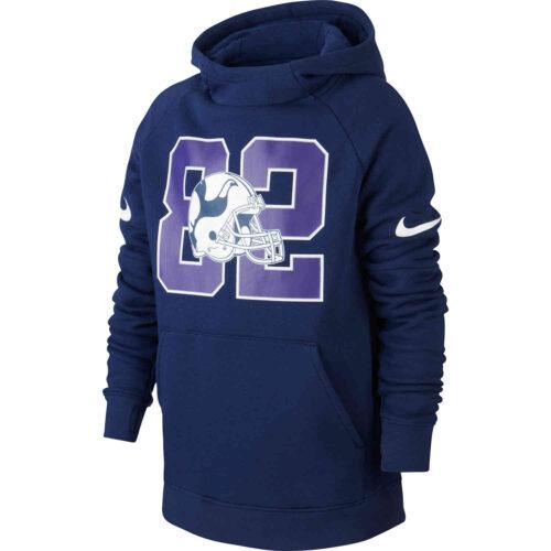 Kids Nike Tottenham NFL Pullover Fleece Hoodie – 2019/20