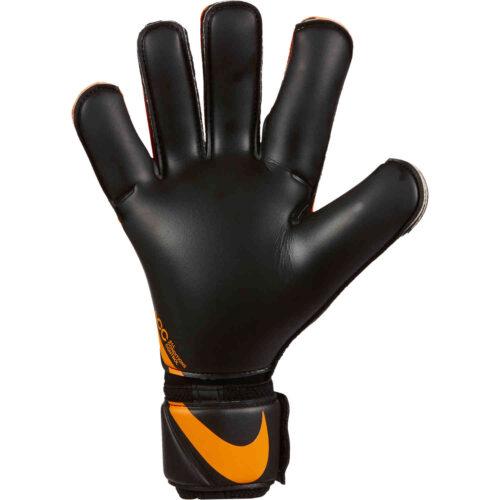 Nike Vapor Grip3 Goalkeeper Gloves – Black & Laser Orange with White
