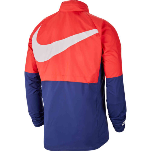 Nike USA AWF LTE Jacket – Speed Red & Loyal Blue with White