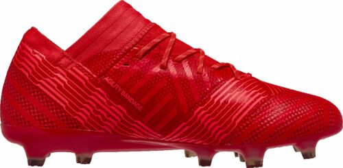 adidas Nemeziz 17.1 FG – Real Coral/Red Zest