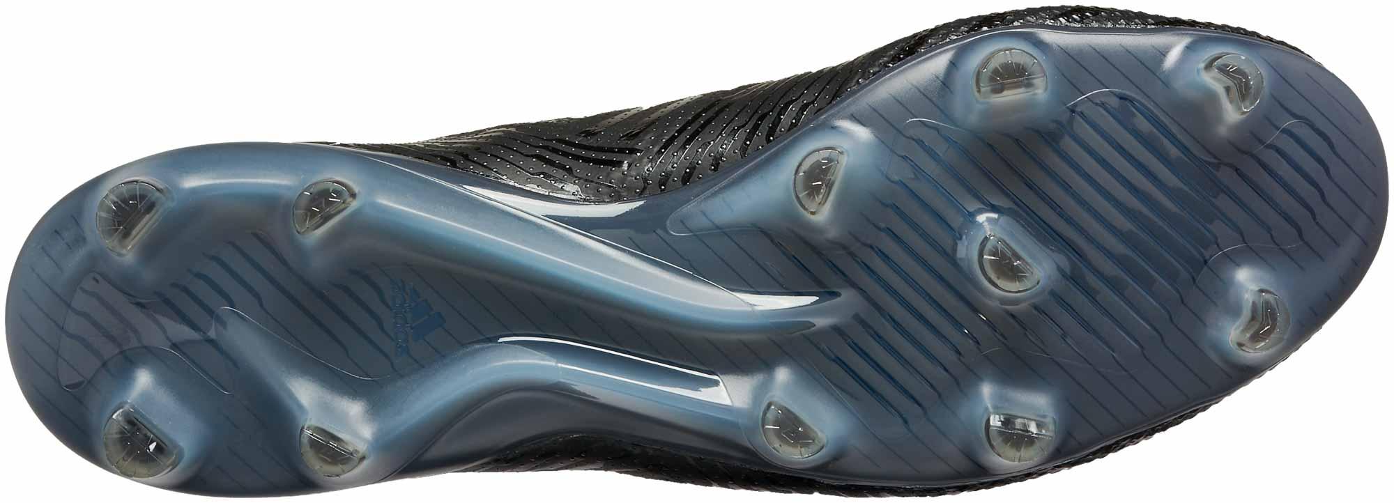 fc6865c9b adidas Nemeziz 17.1 FG - Black Hi-Res Green - SoccerPro