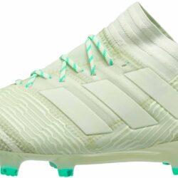 sports shoes 6ddb8 85139 adidas Nemeziz 17.1 FG - Aero Green - SoccerPro.com