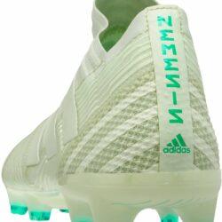 31b4c201c27f adidas Nemeziz 17.1 FG - Aero Green - SoccerPro.com
