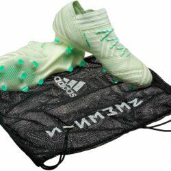 697dfe922060 adidas Nemeziz 17.1 FG – Aero Green Hi-Res Green. Sale!